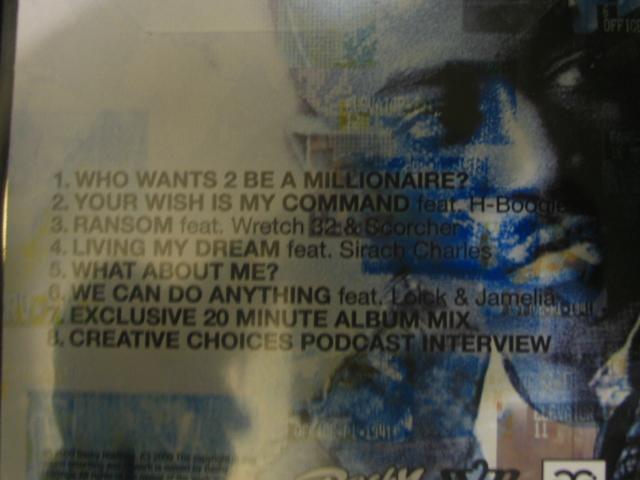 Bashy (back of promo CD)